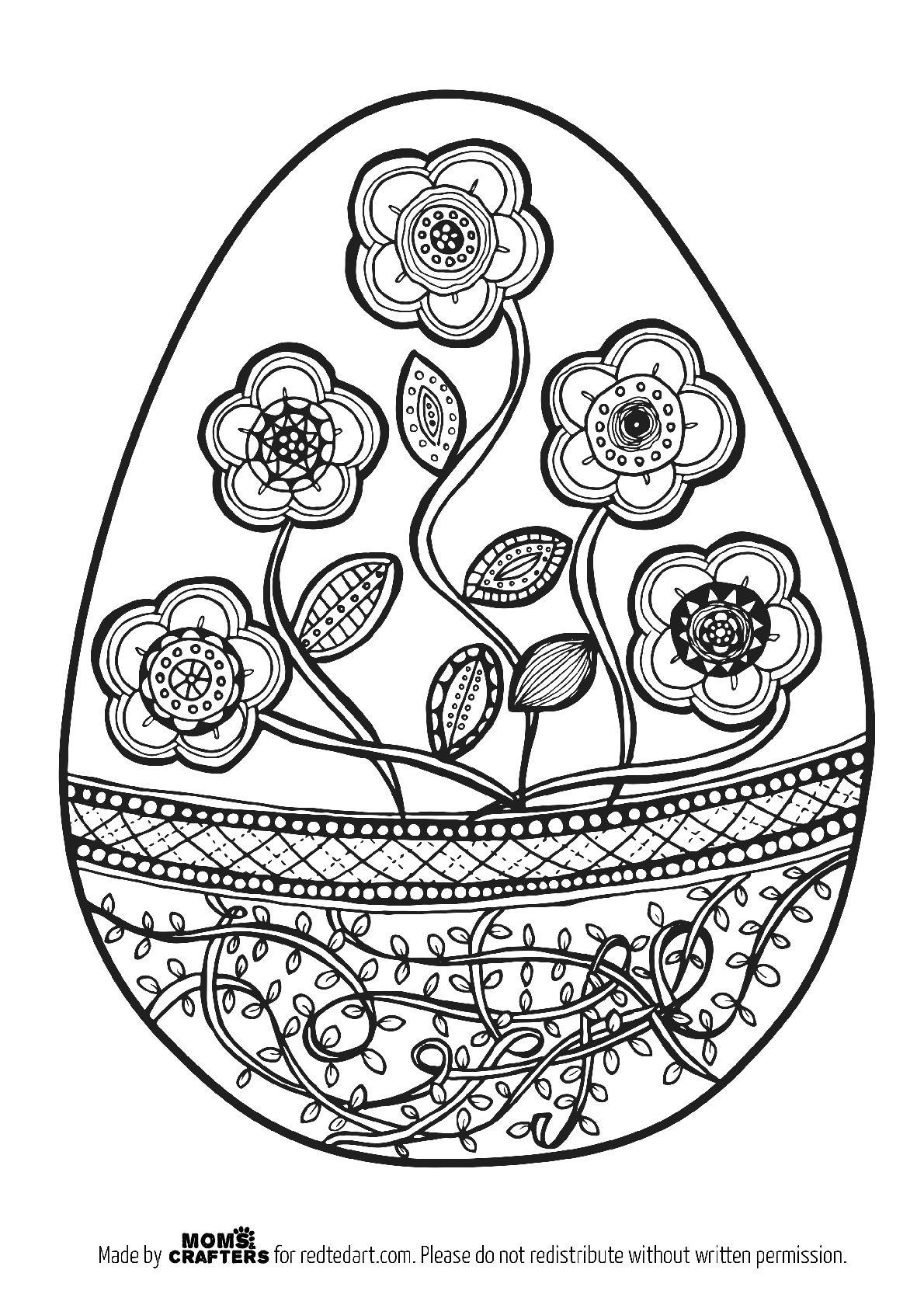 Pin Von Katya Osinskaya Auf Coloring Anti Stress Raskraski Antistress Ostern