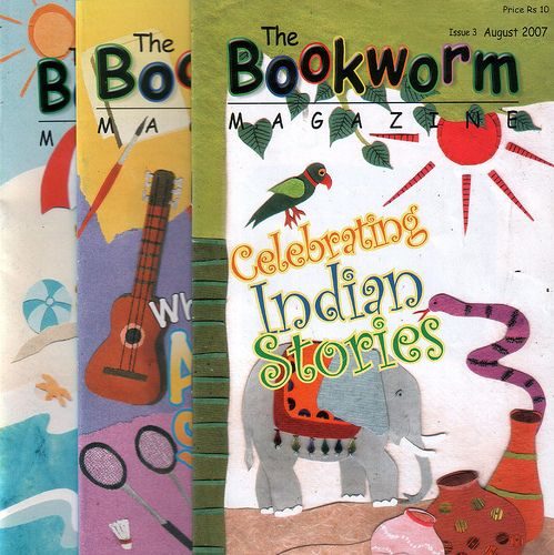 Bookworm is a great initiative to promote reading among the young in Goa.