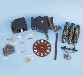 Specialty Clock Kits Cuckoo Clock Kit For Woodbury Woodland