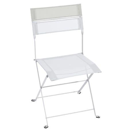 Chaise Pliante En Toile Fermob