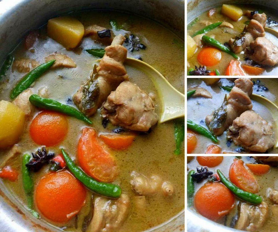 Resipi Ayam Kurma Paling Mudah Ringkas Untuk Orang Baru Nak Belajar Masak Nyumnyum Hokaloh News Cooking Recipes Food Asian Cooking