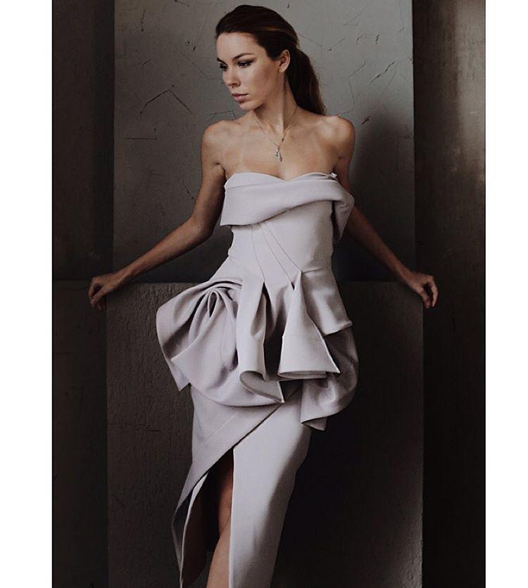 «Maticevski dress #boutique_no7 #maticevsky»
