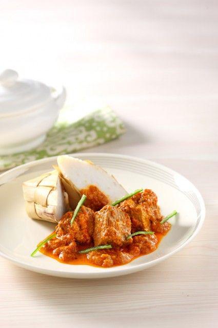 Daging Masak Kalio Sajian Sedap Resep Makanan Resep Daging Resep Masakan Indonesia