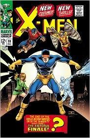X Men Volume 2 Omnibus Marvel Omnibus By Roy Thomas Gary Friedrich Arnold Drake Jim Steranko Don Heck J Comic Book Superheroes Marvel Omnibus Comics