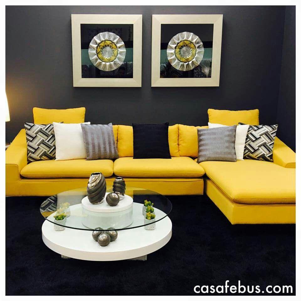 Pin De Erika J En Casa Febus Home Decor Pinterest Sala De  # Muebles De Febus
