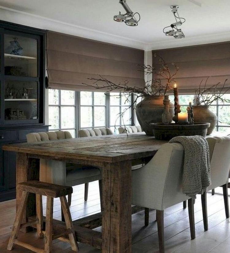 70 Amazing Modern Farmhouse Dining Room Decor Ideas Rustic Modern Kitchen Table Modern Farmhouse Dining Rustic Dining Room