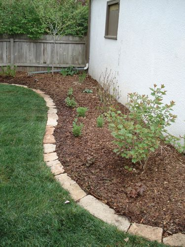 Beds Boulders Hardscapes Natural Stone Edging Love This For