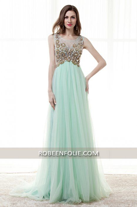 Robes soiree en tulle