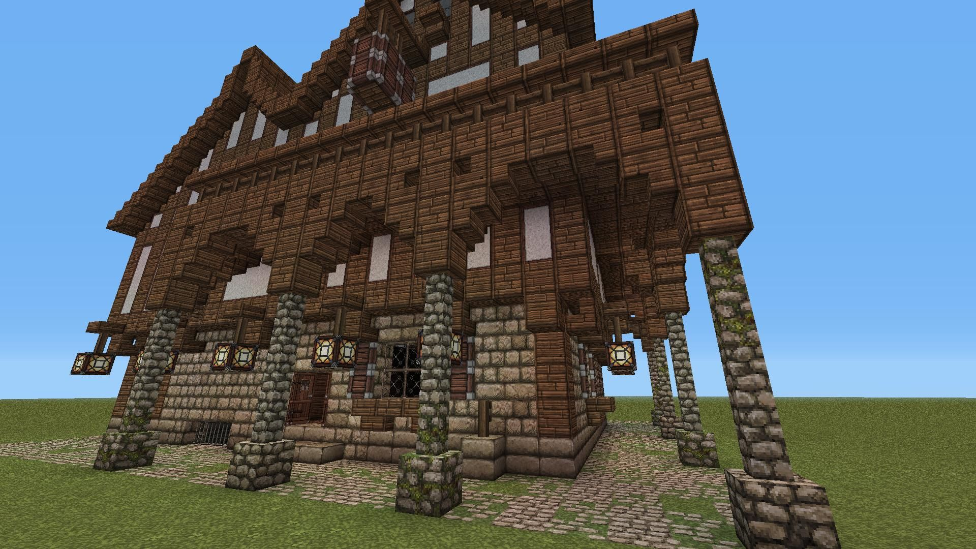 Medieval Minecraft Homes