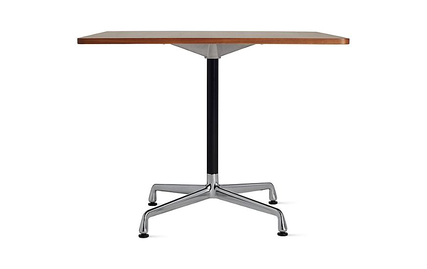 Eames Square Universal Table Square Tables Table Chair Design
