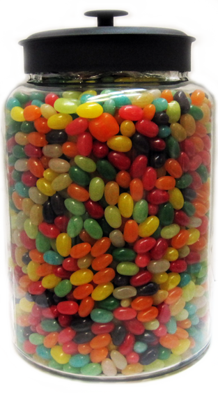 Jelly Beans Jar Green Google Images