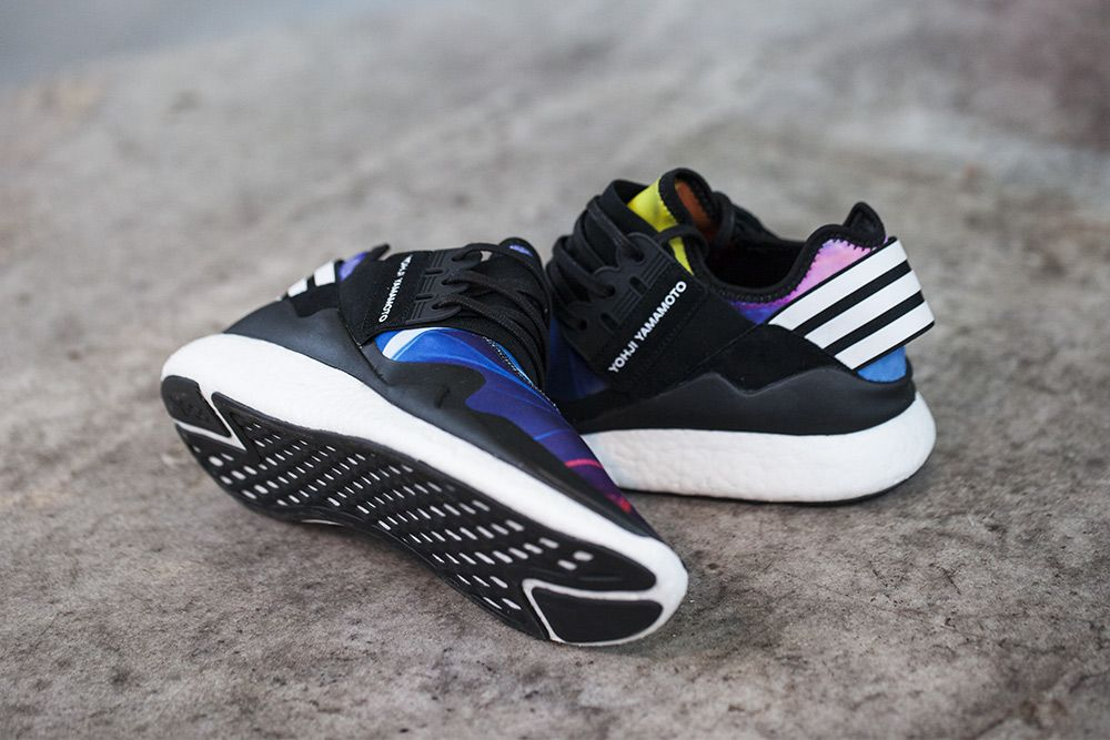 "920d2c87b Adidas Y-3 Qasa High et Retro Boost ""Multi-Colour"" Pack"
