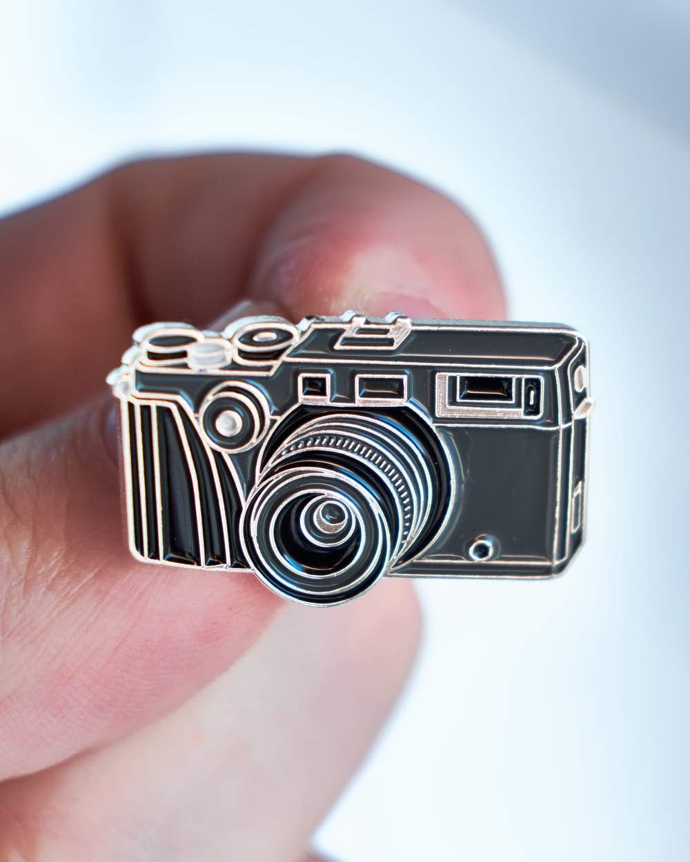 Panoramic Camera Pin | CG Film in 2019 | Film camera
