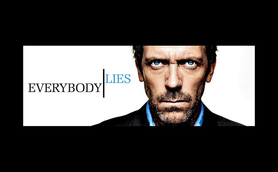 Dr House Everybody Lies Hd Wallpaper Dr House House Md
