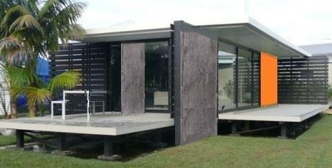 Casas prefabricadas sistemas constructivos avanzados - Contenedores casas prefabricadas ...