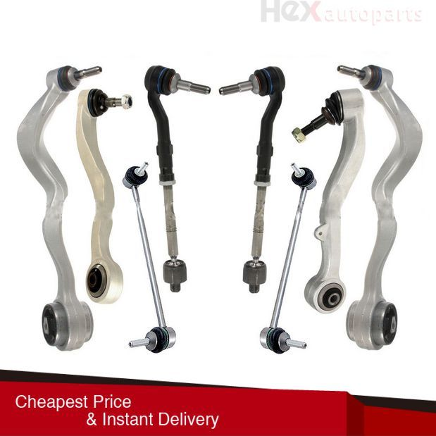 Hex Autoparts Front Suspension Kit Control Arms Bar Link For Bmw E60 525i 528i 530i 535i Arm Bar Control Arms Arms Kit