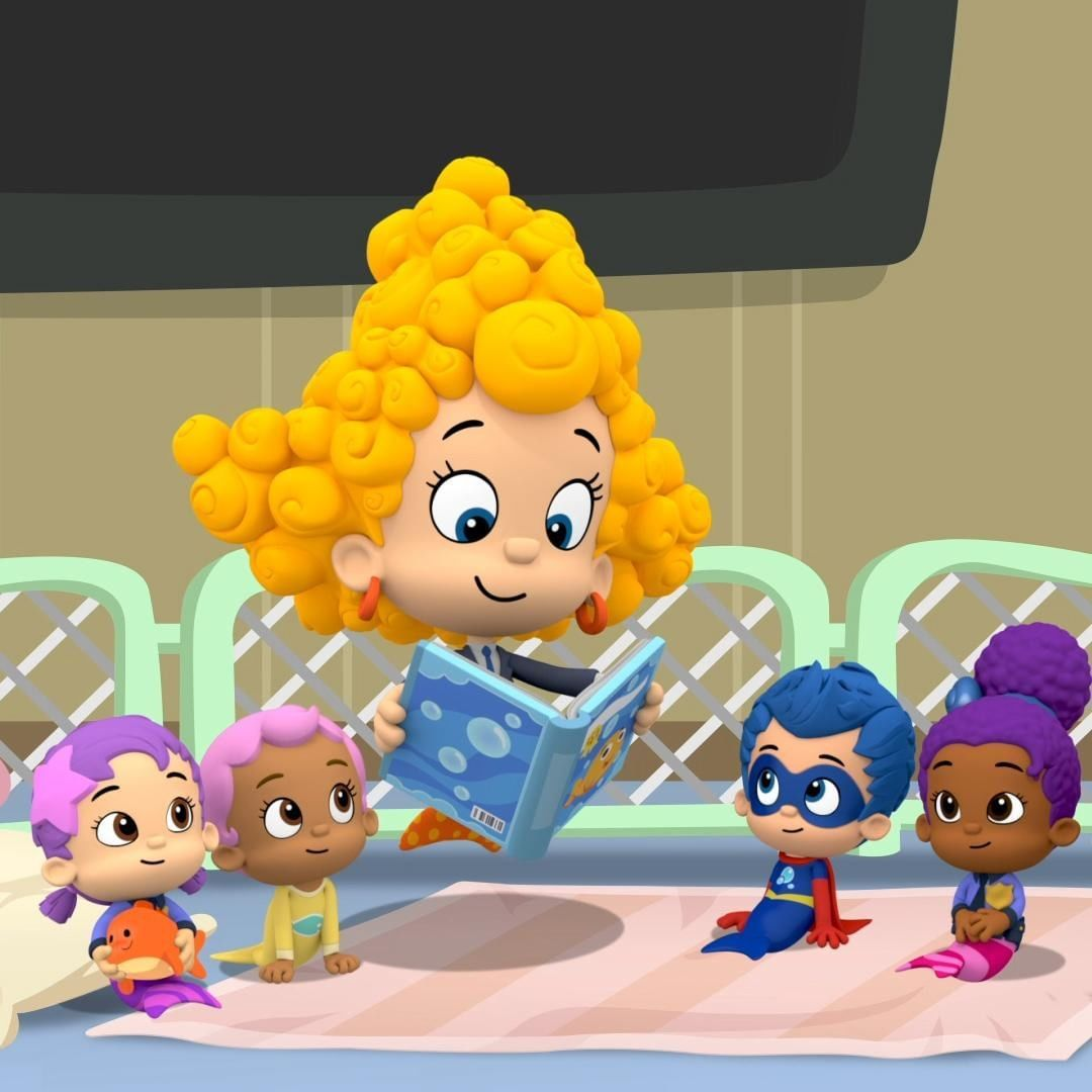 Pin By Jb On Bubble Guppies For Life In 2020 Bubble Guppies Guppy Pikachu