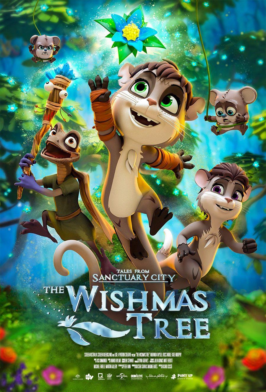 The Wishmas Tree Movie Trailer Https Www Dailymotion Com Video X7owl2t Thewishmastree Thewishmastreemovie S Kids Movies Animated Movies New Movies