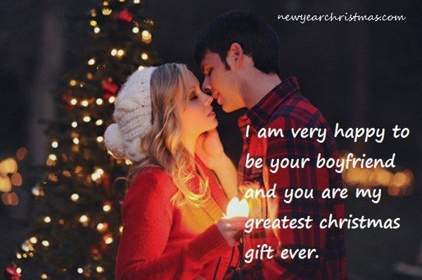 Merry Christmas Wishes For Boyfriend Christmas Couple Christmas Proposal Couples