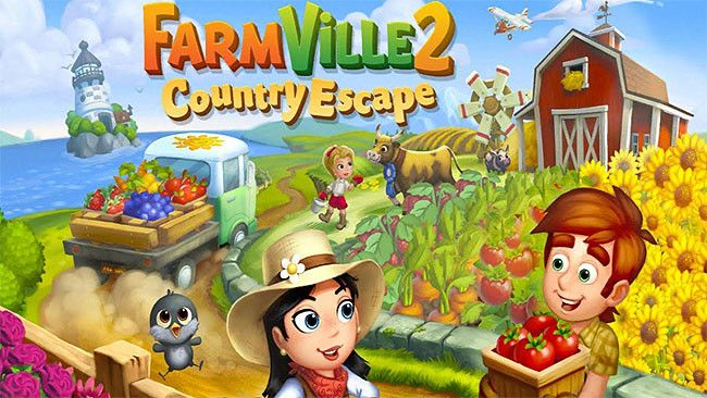 FarmVille 2 Country Escape MOD APK (Unlimited Keys) | Places to