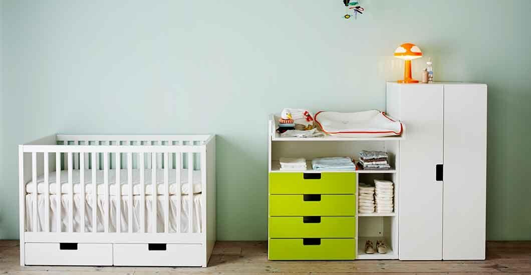 Ikea Stuva Babybed