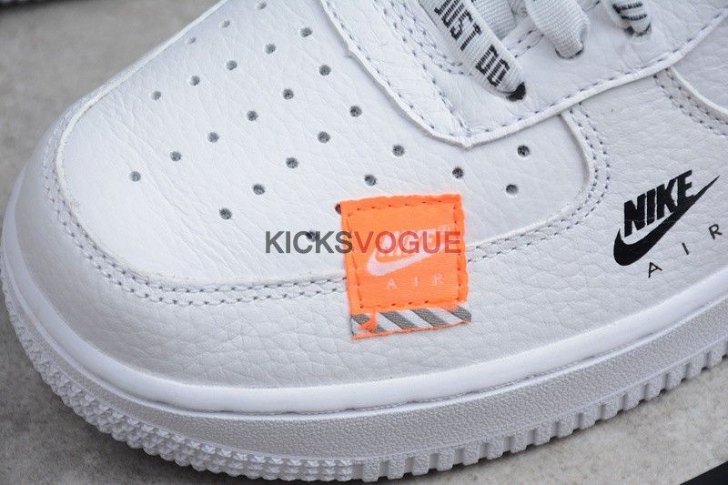 Nike Air Force 1 07 Premium Just Do It Pack White Air Force