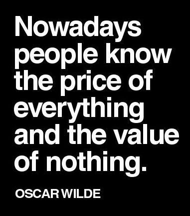 True Story Oscar Wilde Quote Nowadays People Jpg 381 432 Pixel