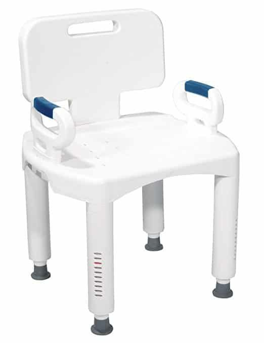 Top 10 Best Shower Chairs in 2020 - HQReview | Bench with ...