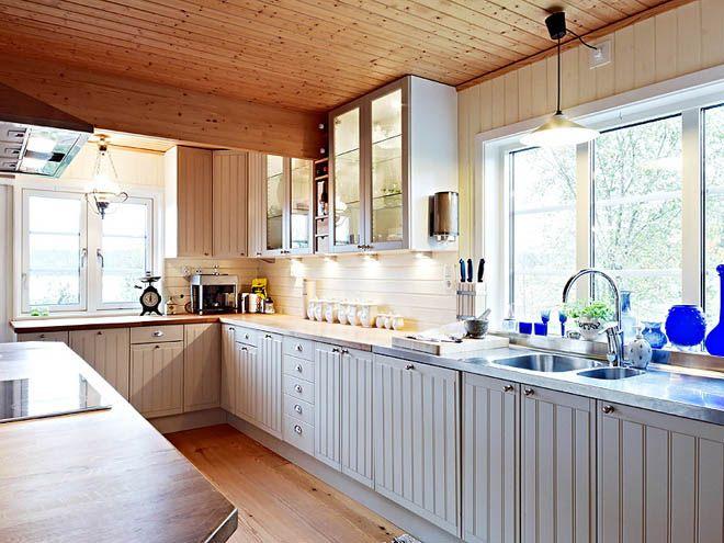 casa de campo diseño interior rustico actual