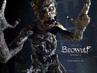"""Grendel.""""Beowulf""""."""