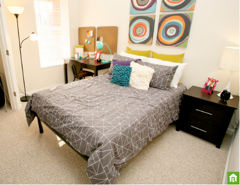 Ajay offers a private room in Greensboro, NC. www.roomster