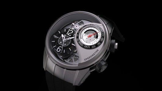 breva s latest watch packs a pop up speedometer erkek kol saatleri