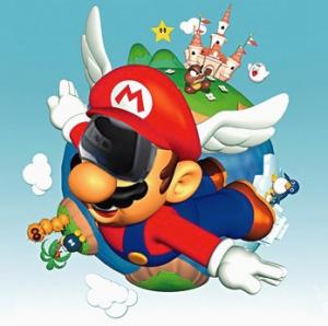 STEREOSCOPY :: Nintendo Dolphin Emulator VR Oculus DK2 compatibily