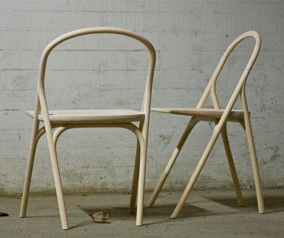 Bon Branch Chair By Staffan Holm At 2012 Milan Design Week