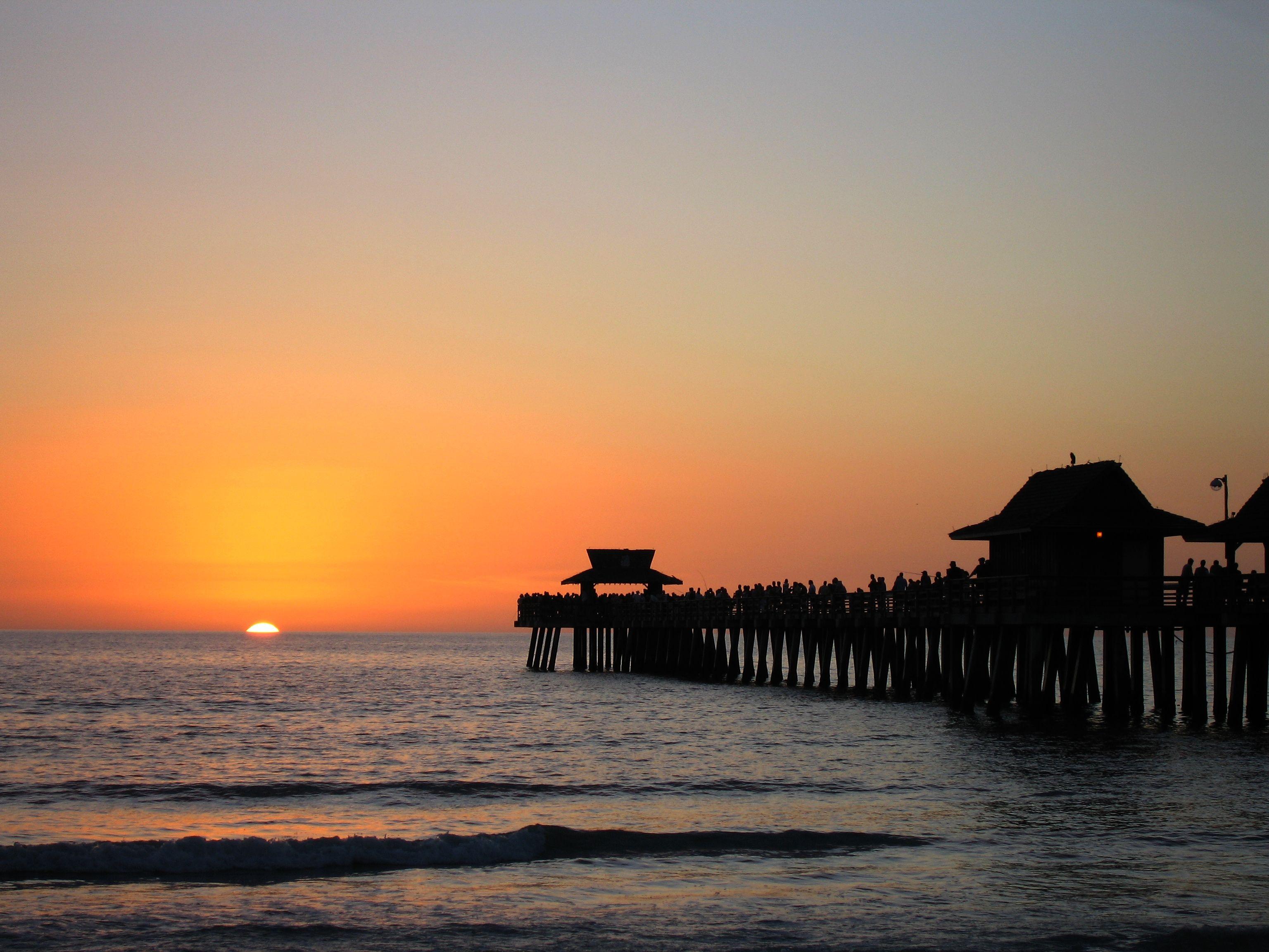 Naples, FL - Official Website - Naples Pier | Naples pier