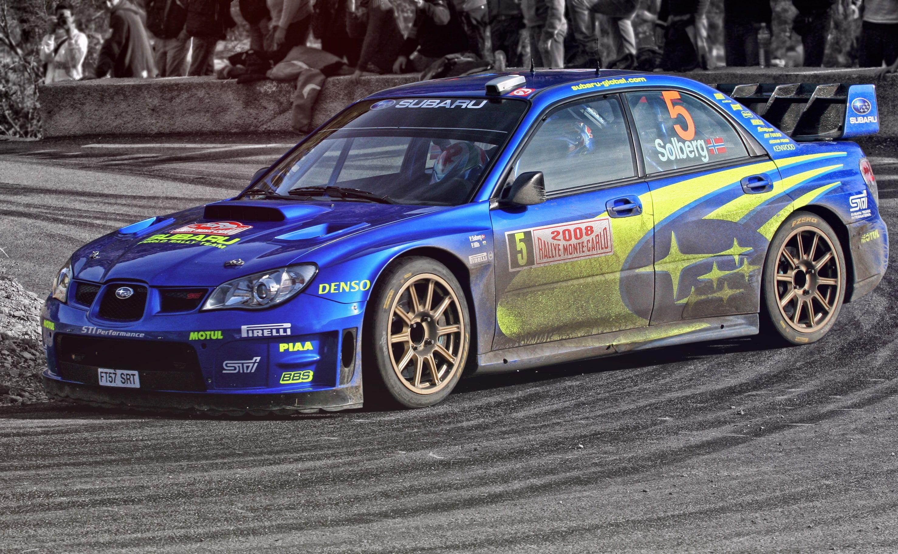 Auto Subaru Impreza Sport Machine Wrx Car Sti Subaru Impreza Wrx Sti Solberg Rally Rally Petter Solberg Subaru Impreza Wr Carros Super Carros Auto
