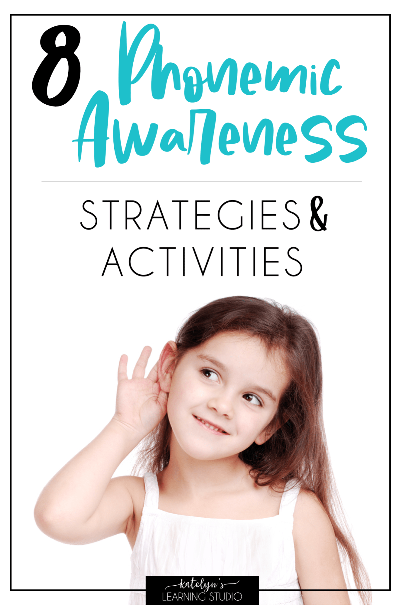 Strategies For Phonemic Awareness In Reading Intervention