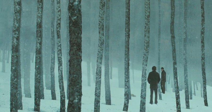 Javier Bardem in Biutiful (2010, dir Alejandro González Iñárritu).  Production Design Brigitte Broch. Art Direction… | Cinema art,  Cinematography, Cinema photography