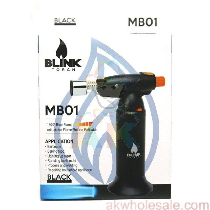 Lighter torch blink 6 color torch blinking lighter