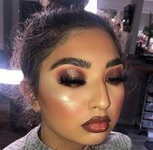 Halo Eye Makeup Trend: The eyeshadow technique that offers you an excellent view ...,  #excellent #eye #eyeshadow #Eyeshadowtechniques #Halo #makeup #offers #technique #Trend #view