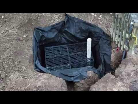Soakaway Crates Surface Water Drainage Solution