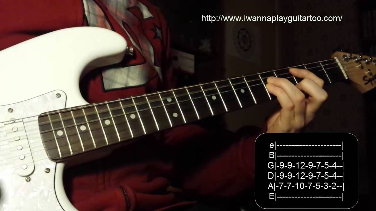 How To Play Seven Nation Army By The White Stripes Tutorial Tab Guitar Guitar Guitar Lessons The White Stripes