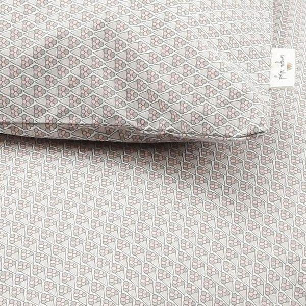 b531c24a763 Konges Sløjd babysengetøj, økologisk - Cone cream | Sweet dreams ...