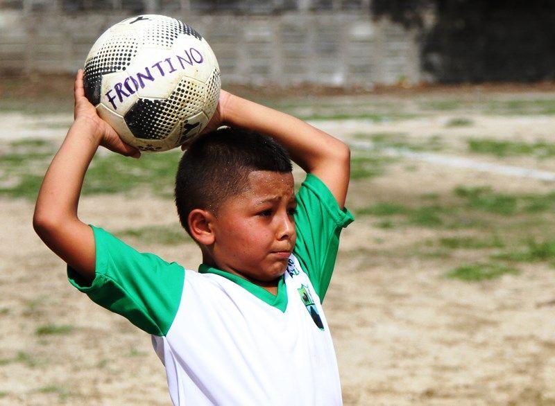Juegos Escolares en Anzá.