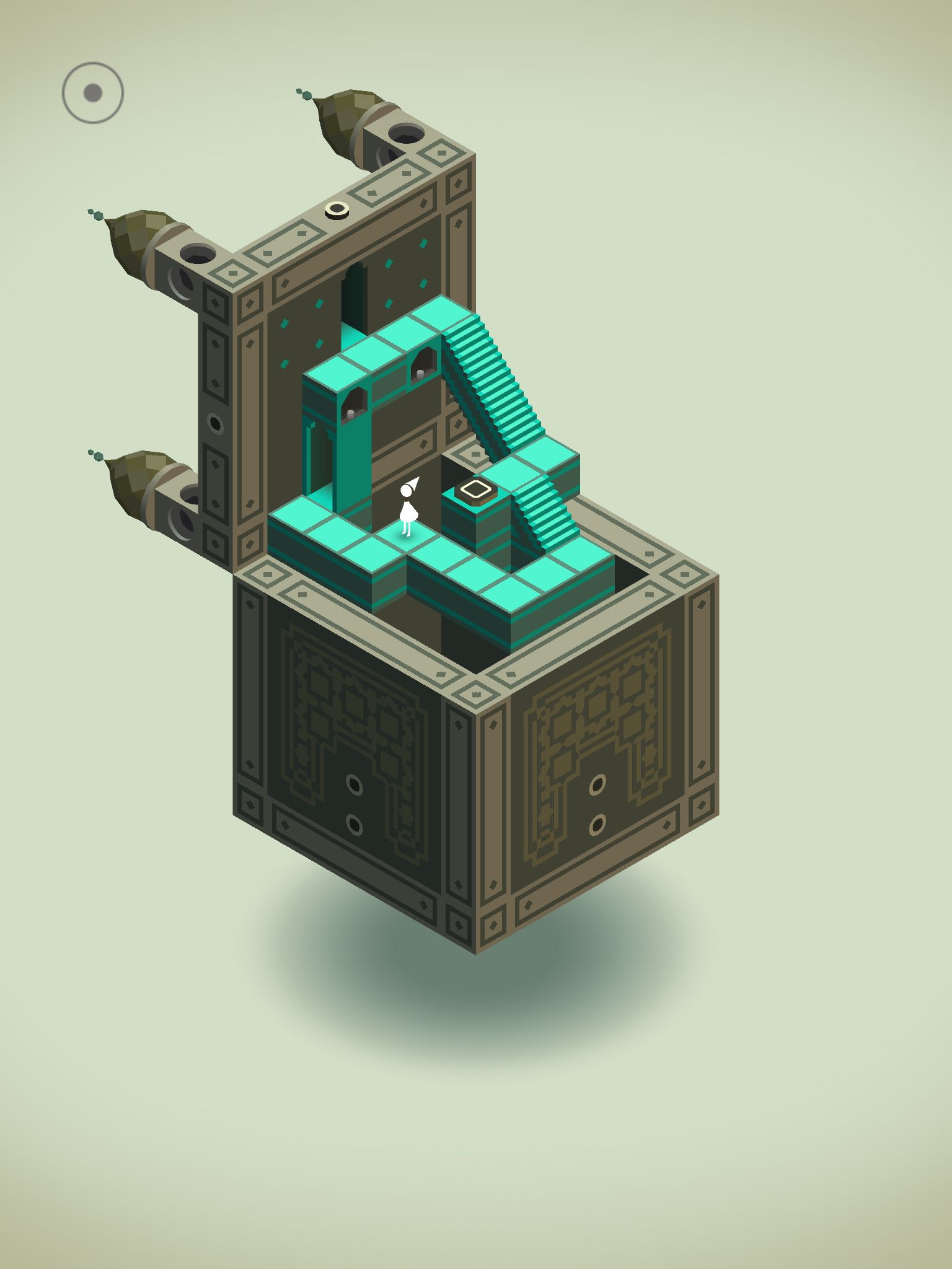 Monument Valley is a wonderful Escher influenced game