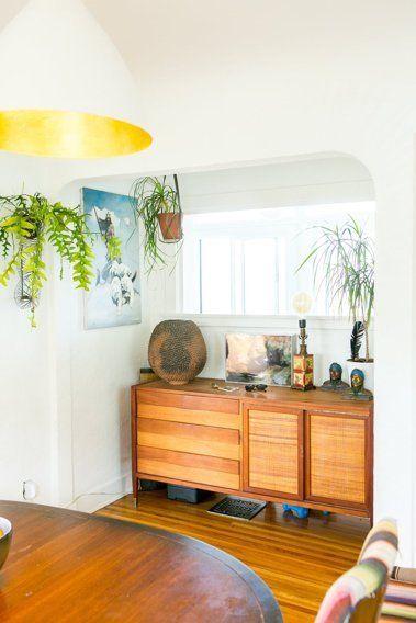 House Tour: A Vintage Wonderland in Mount Washington | Apartment Therapy