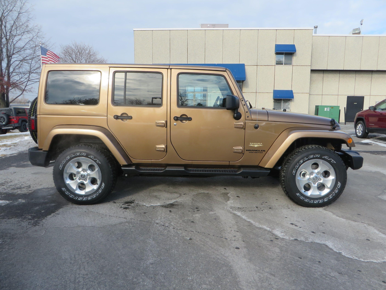 2015 jeep wrangler unlimited sahara in copper brown jeep. Black Bedroom Furniture Sets. Home Design Ideas