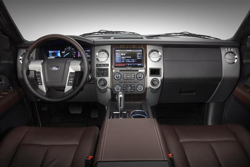 2015 Ford Expedition Interior Image Chevys Ford Excursion Ford