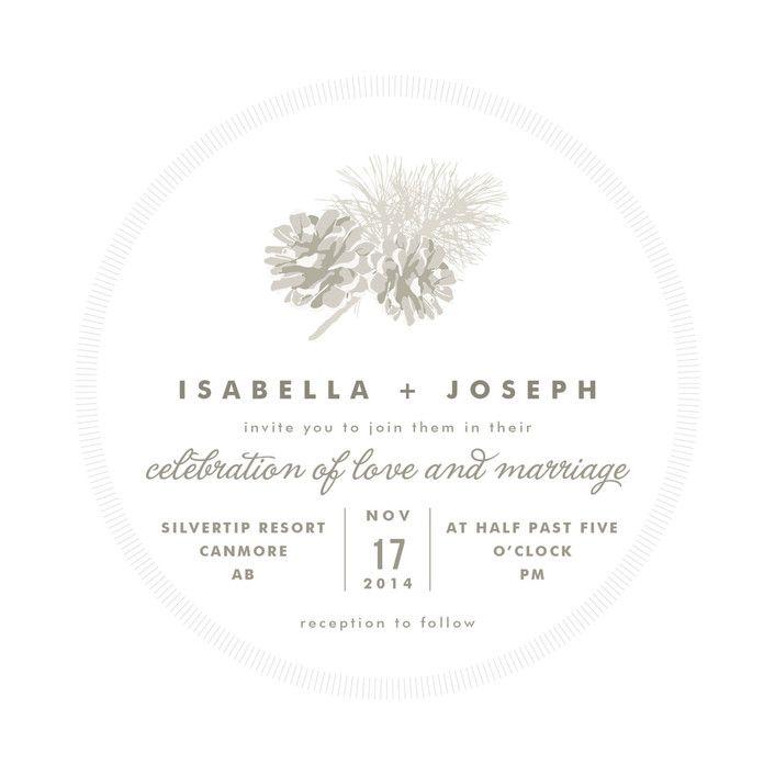 Print It Yourself Wedding Invitations