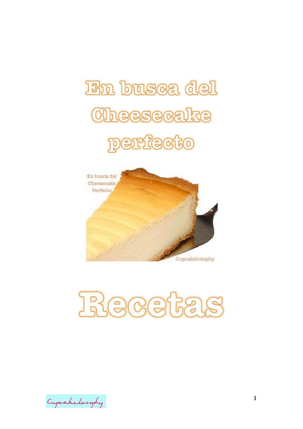 Las recetas de maru ebook best deal image collections free ebooks en busca del cheesecake perfecto recetas cheesecakes cake and food en busca del cheesecake perfecto recetas fandeluxe Image collections